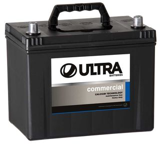 NS70 580CCA ENDURANT ULTRA COMMERCIAL Battery (FREE DELIVERY, no Rural tickets)