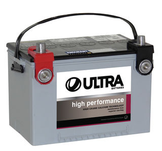 CM24/750AGM 775CCA 'AGM' ENDURANT ULTRA PERFORMANCE Battery (FREE DELIVERY, no Rural tickets)