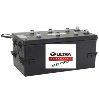 MDC8D 12v 240ah ENDURANT ULTRA DEEP-CYCLE Battery (FREE DELIVERY, no Rural tickets)