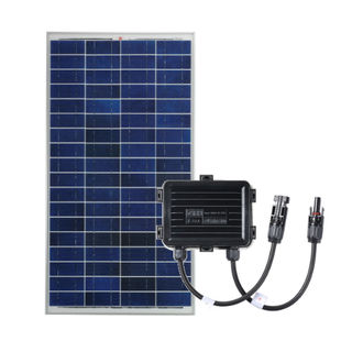 Polycrystalline 12V 120W Fixed Solar Panel with MC4 Connectors (FREE DELIVERY)