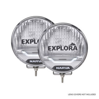 12V EXPLORA 175 DRIVING LAMPS TWIN PACK (free delivery)
