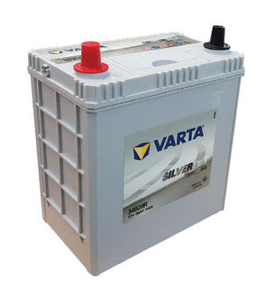VARTA AGM/SILVER 12V Car battery 34B20R (Cycling and/or starting) (FREE DELIVERY, no Rural tickets)