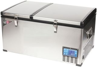 80L Portable DUAL Zone Fridge-Freezer with Mobile App