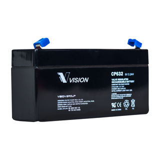 CP632 6volt 3.2amp Battery