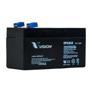 CP1212 12volt 1.2amp Battery (FREE DELIVERY, no Rural tickets)