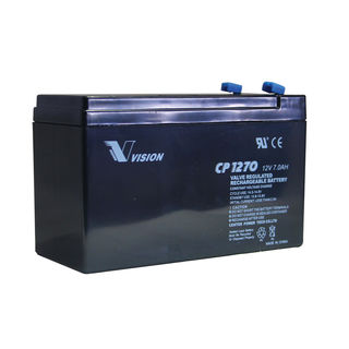 CP1270 12volt 7amp Battery