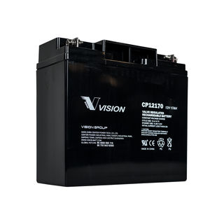 CP12170 12volt 17amp Battery (FREE DELIVERY, no Rural tickets)