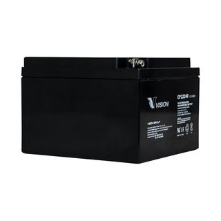 CP12240 12volt 24amp Battery (FREE DELIVERY, no Rural tickets)