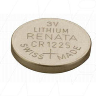 CR1225 3V 50mAh Lithium Coin Battery