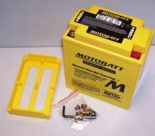 MB12U Motobatt Quadflex Battery