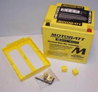 MBTX30U Motobatt Quadflex Battery