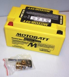 MBTZ10S Motobatt Quadflex Battery