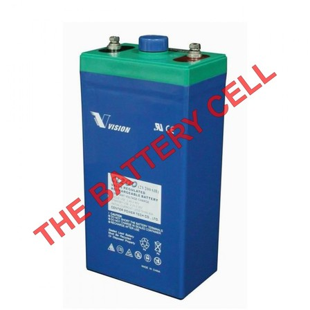Deep Cycle 2volt 200amp AGM Battery