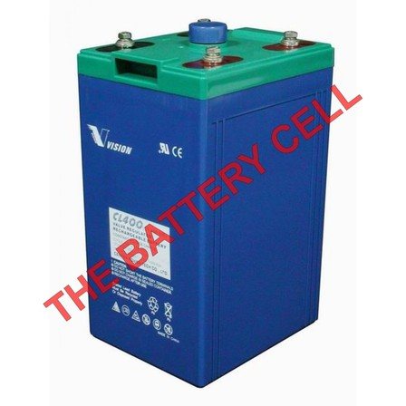 Deep Cycle 2volt 400amp AGM Battery