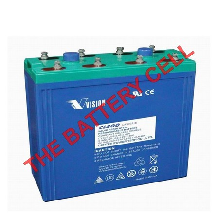 Deep Cycle 2volt 800amp AGM Battery