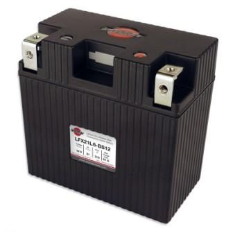 LITHIUM MOTORCYCLE BATTERIES