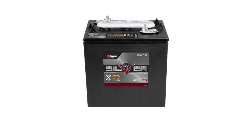 TROJAN SILVER DEEP CYCLE BATTERIES