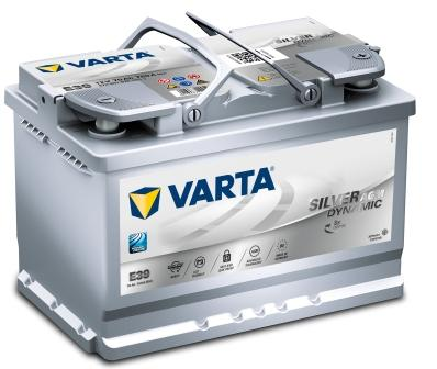 VARTA Auto/Cycle batteries