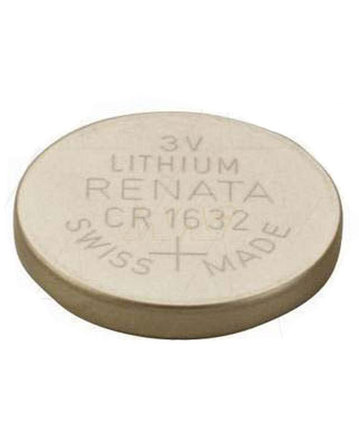 CR1632 3V 125mAH Lithium Coin Battery