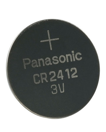 CR2412 3V Lithium Coin Battery