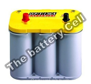 D34 Optima Yellow Top Start/Cycle Battery