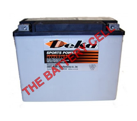 ETX18L 20a/h 340cca Dry Cell AGM POWERSPORTS battery