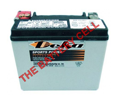 ETX20L 17.6a/h 310cca Dry Cell AGM POWERSPORTS battery