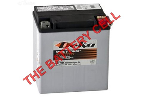 ETX30LA 26a/h 400cca Dry Cell AGM POWERSPORTS battery