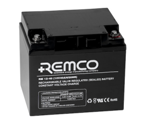 12v 45a/h Battery Remco/Synergy