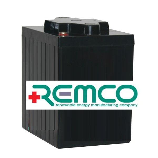 6v 245a/h Cycling Battery REMCO (FREE DELIVERY, no Rural tickets)