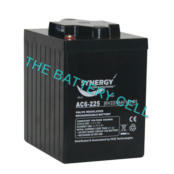 6v 225a/h Cycling Battery REMCO