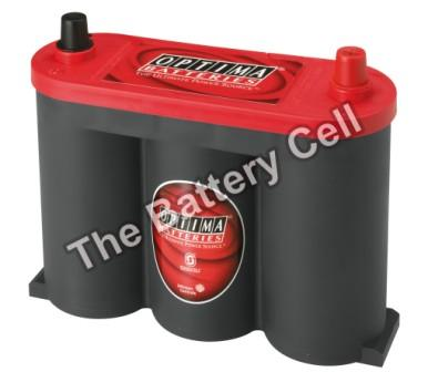 6V Optima Red Top Starting Battery