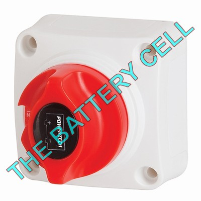 Battery Isolator switch 2 way 1250A