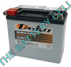 ETX12 10a/h 180/290cca Dry Cell BIG ENGINE battery