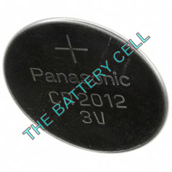 CR2012 3v Lithium Coin Battery