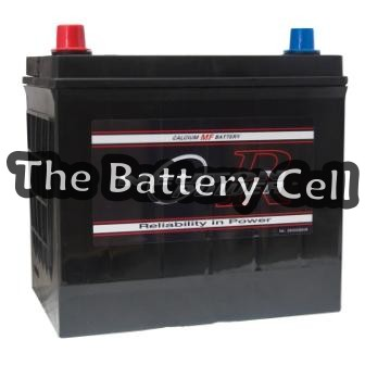 55D23R MF 600CCA Car - Commercial Battery (FREE DELIVERY, no Rural tickets)