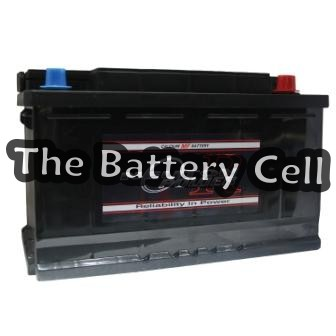 DIN85L MF 780CCA European Car Battery