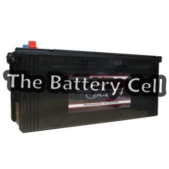 135F51 / N120 MF 900CCA Commercial / Marine Battery (FREE DELIVERY, no Rural tickets)