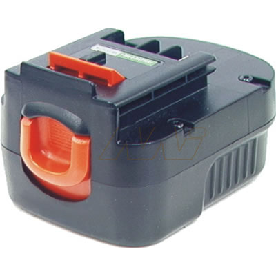 Black & Decker 12v A12, HPB12, FSB12, FS1 Power Tool Battery (slide)
