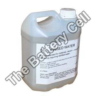 Battery Water -Distilled Water, Deionised Water 2L (free delivery)