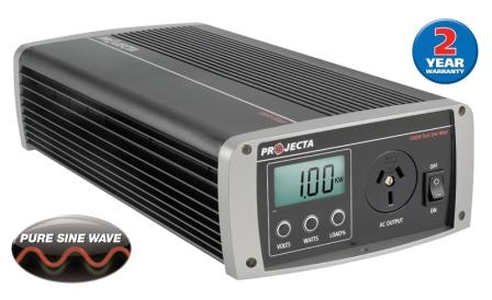 12V 1000W Pure Sine Wave Inverter Intelli-wave