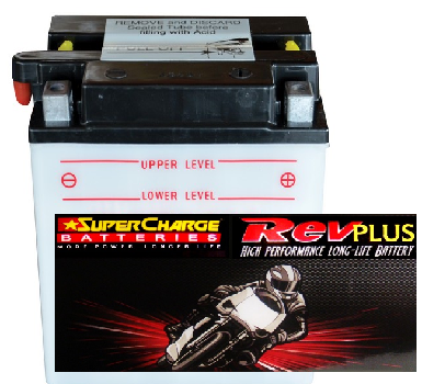 Motorcycle Battery YB10L-A2 (SB10L-A2) 12v