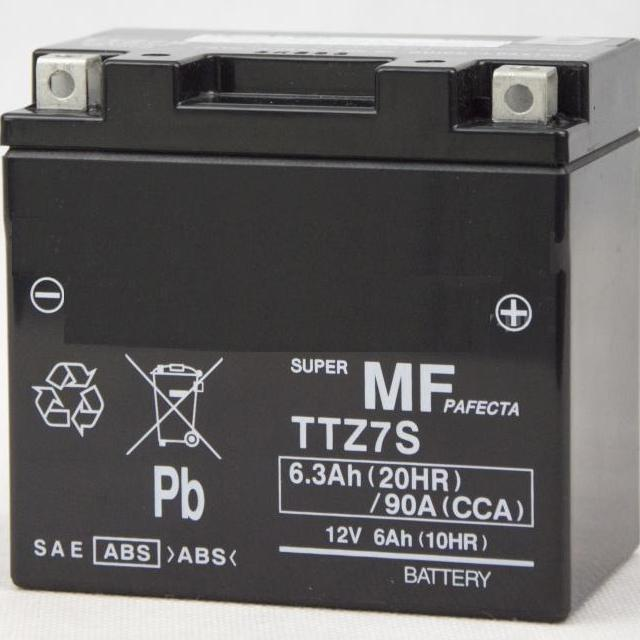 TTZ7S KATANA MOTORCYCLE BATTERY 12V
