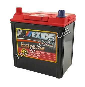X60DMF 12v 480cca EXIDE EXTREME Car BATTERY (FREE DELIVERY, no Rural tickets)