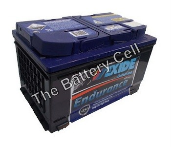 DIN66MF EXIDE ENDURANT BATTERY