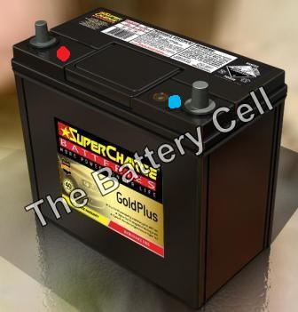 MF55B24R SuperCharge GOLD 12V 490CCA Car Battery (FREE DELIVERY, no Rural tickets)