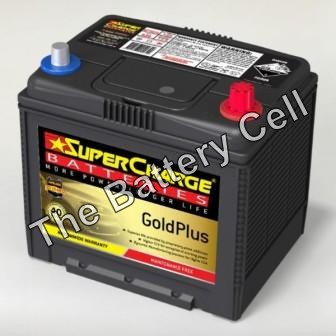 MF75D23L SuperCharge GOLD Battery