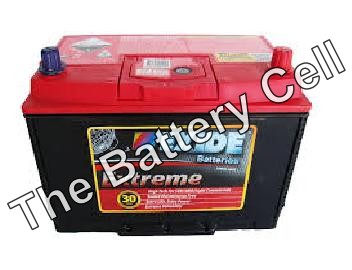 XN70ZZLMF 12v 810cca EXIDE EXTREME BATTERY (FREE DELIVERY, no Rural tickets)