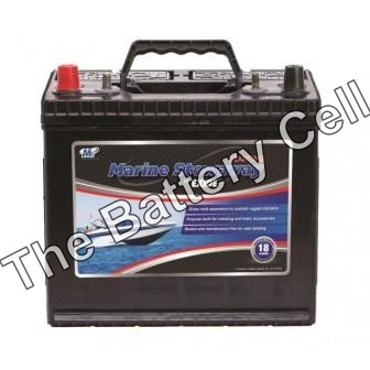 STOWAWAY Exide Marine Start battery 12v 600cca MSST24