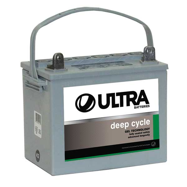 12v 32ah GEL ENDURANT ULTRA Battery (FREE DELIVERY, no Rural tickets)